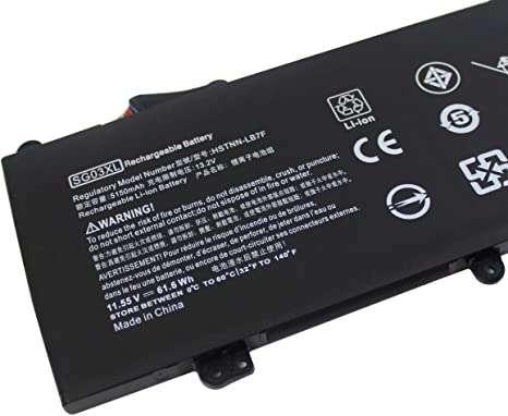 Bateria hp sh03xl - 2