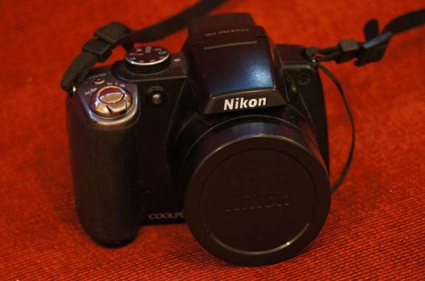 Cámara Nikon P80 semiprofesional 18x filma HD - 1