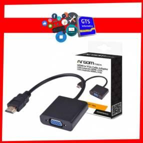 Cable adaptador ARG-CB-0055 hdmi vga