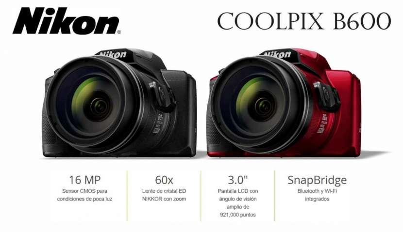 Cámara Nikon Coolpix B600 - 0