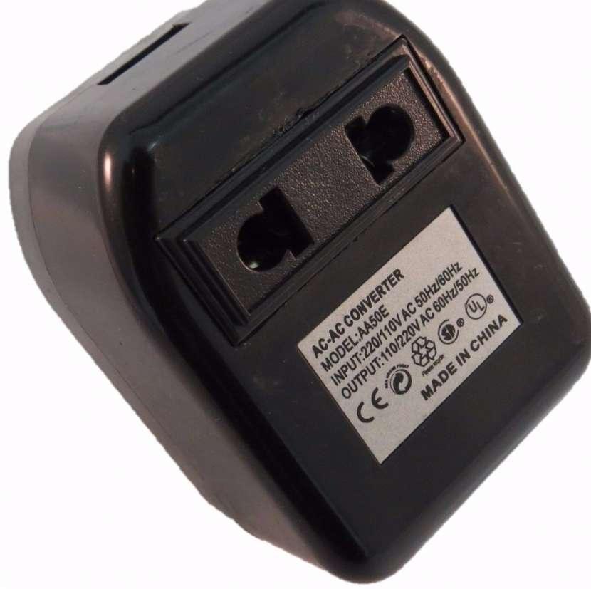 Adaptador 220v a 110v 50wats em-211 - 0