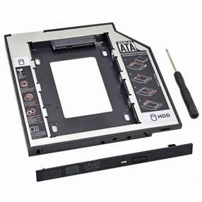 Adaptador Grav Caddy notebook 9.5mm