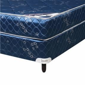 Base y Colchón Dormilón Azul 1,20x1,90