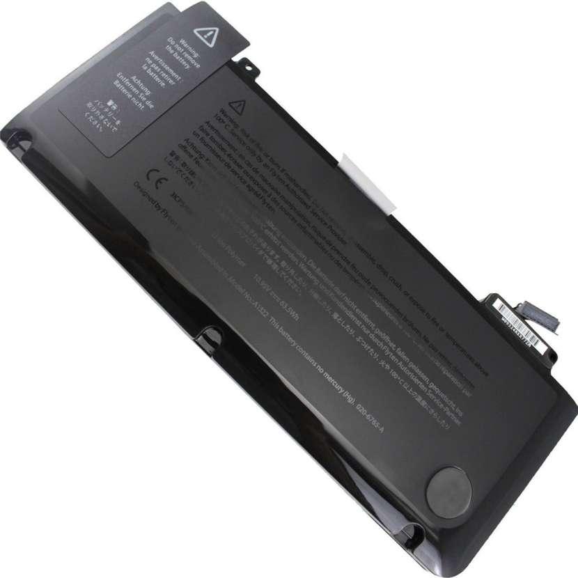 Bateria macbook a1322 a1278 13 - 0