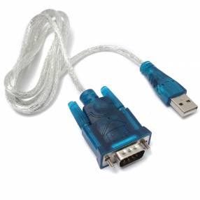 Conversor usb a serial macho 9 pin d-sub-plug 9-pin