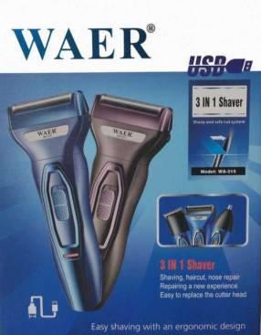 Afeitadora Waer
