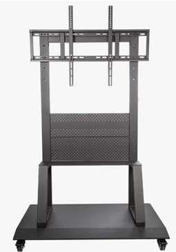 Mueble con soporte y Rueditas Metalico para Televisor tv 52 a 90. Capacidad 120Kg - 0