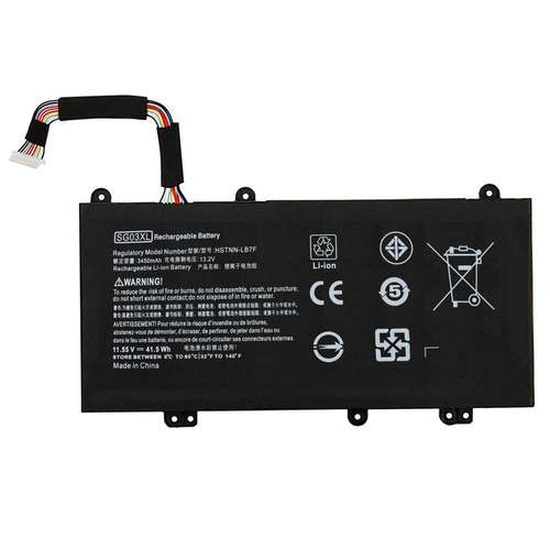 Bateria hp sh03xl - 4