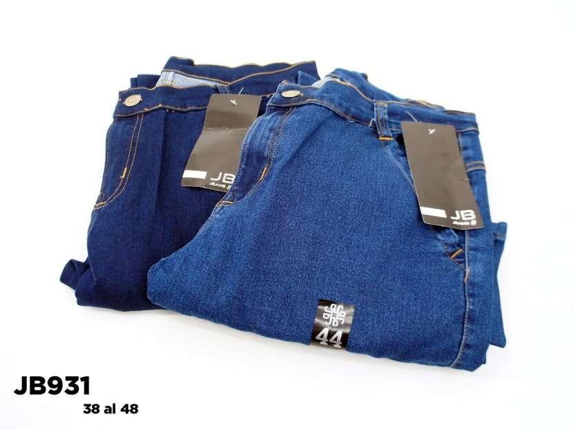Jeans hombre carpintero elastizado JB931 - 1