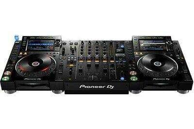 2 Pioneer CDJ2000 y 1 DJM2000 - 2