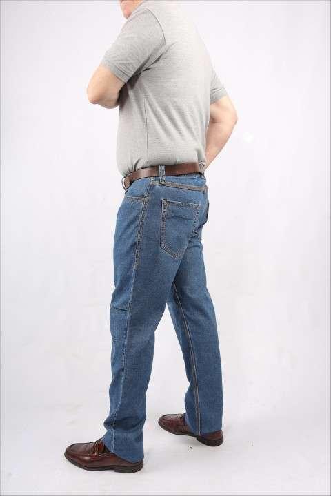Pantalón de trabajo Jeans calidad exportación - 0