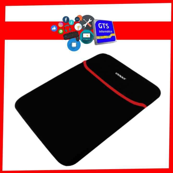 Funda para notebook Sate 15.6 pulgadas A-KP12 rojo - 0
