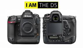 Cámara Nikon D5 Cuerpo