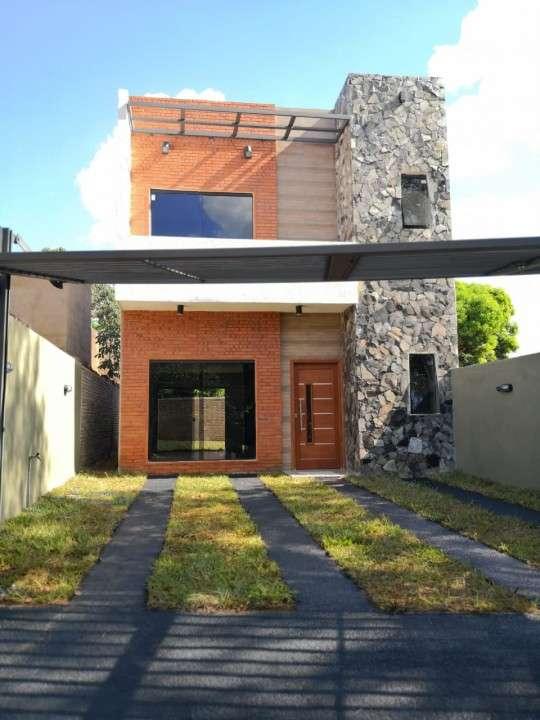 Duplex zona Copalsa Capiatá - 0