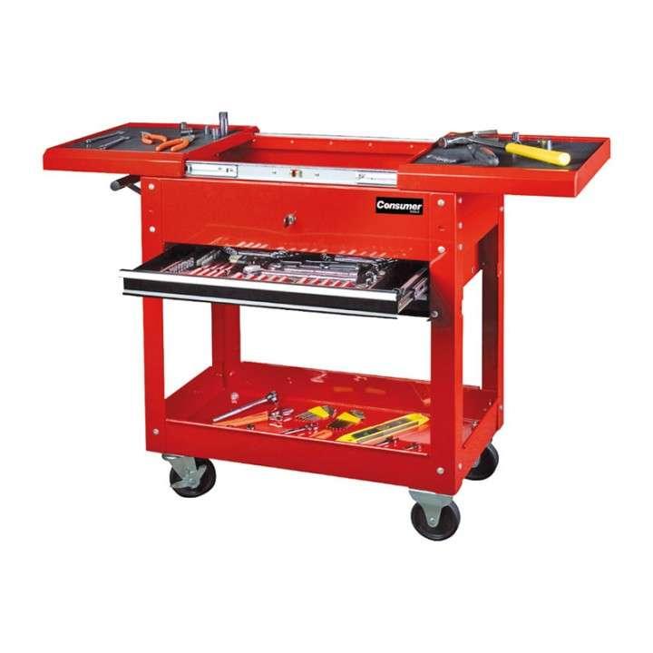 Carro de herramientas para trabajo Consumer 71x37x71cm - 0