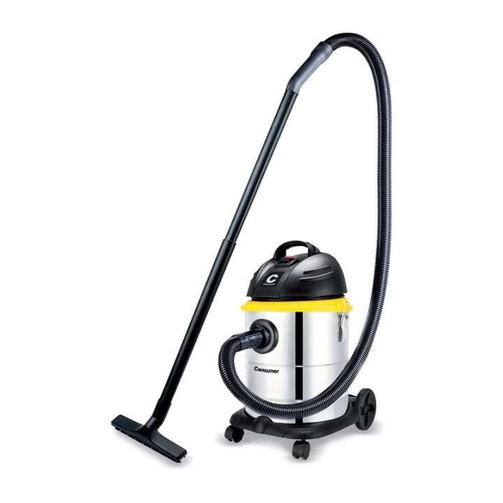 Aspiradora industrial Consumer 30 litros - 0