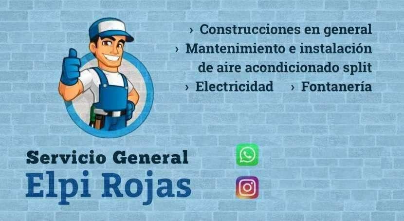Servicios de construcción electricidad y plomería - 0