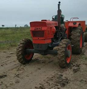Tractor SAME Motor Perkins de 6