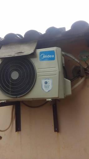 Aire acondicionado Midea 12.000 btu