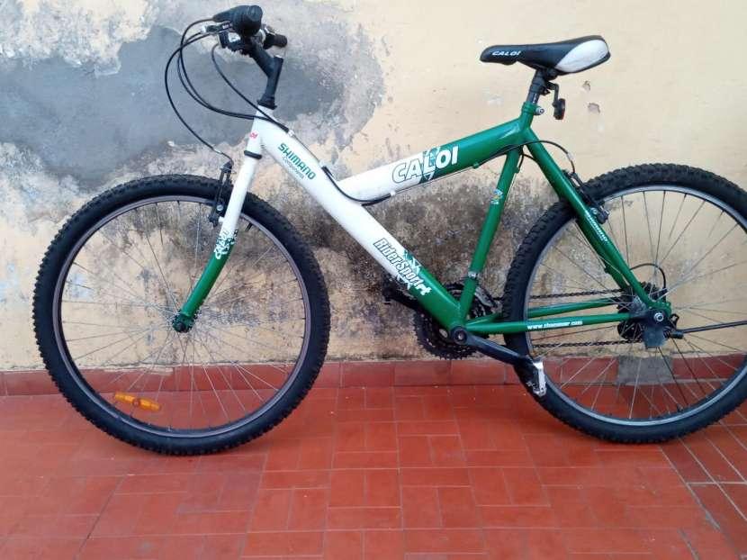 Bicicleta Caloi Rider Sport - 1
