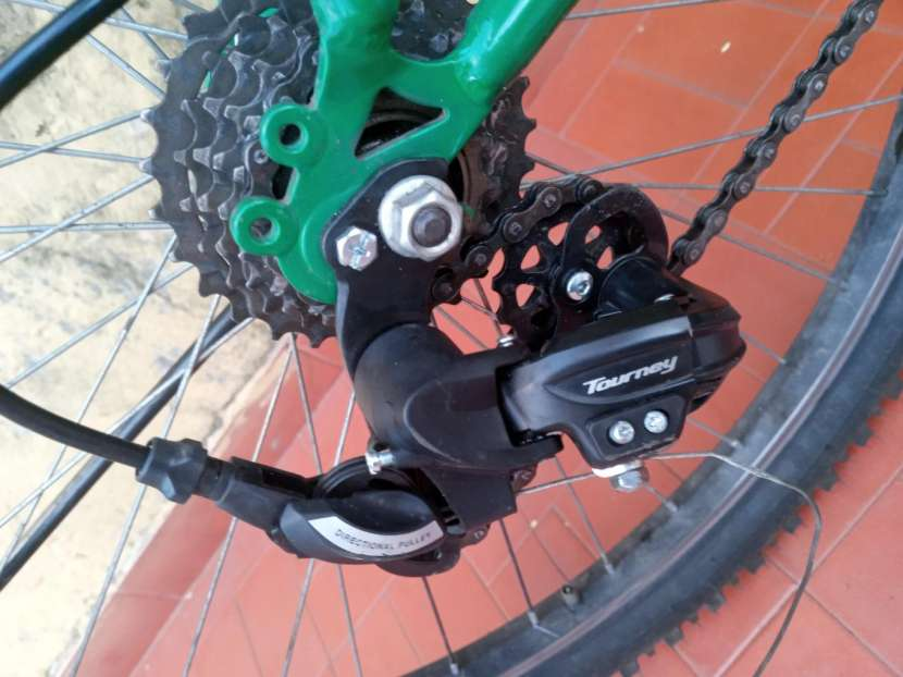 Bicicleta Caloi Rider Sport - 2