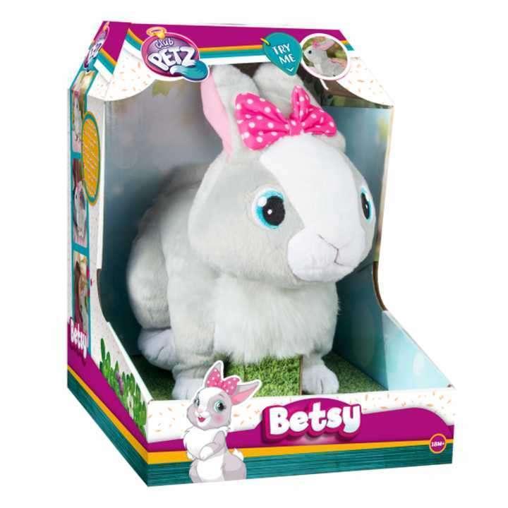 Peluche Betsy es la conejita a la que le encanta jugar! - 2