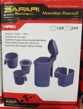 Hervidora 24 volts
