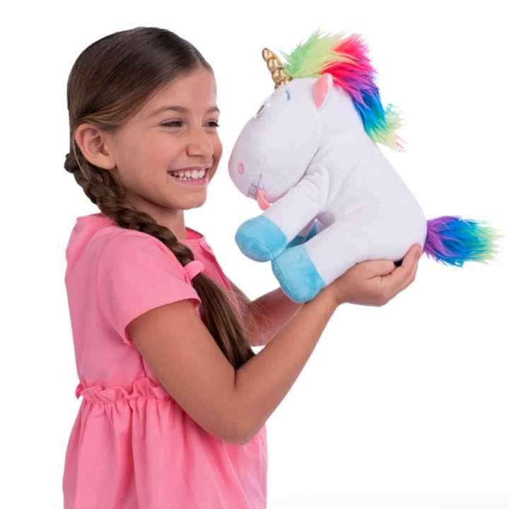 Puffy el peluche Unicornio divertido es lindo - 2