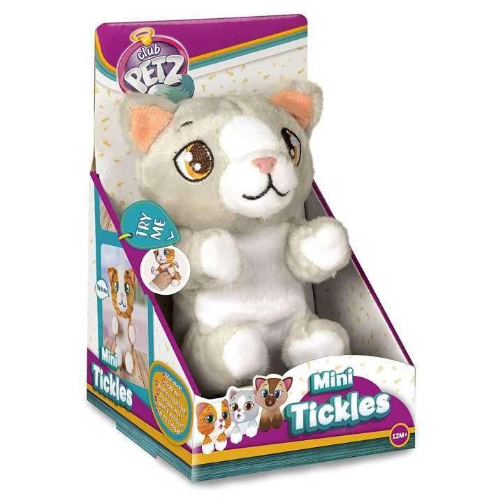 Mini Tickles Club Petz - 0