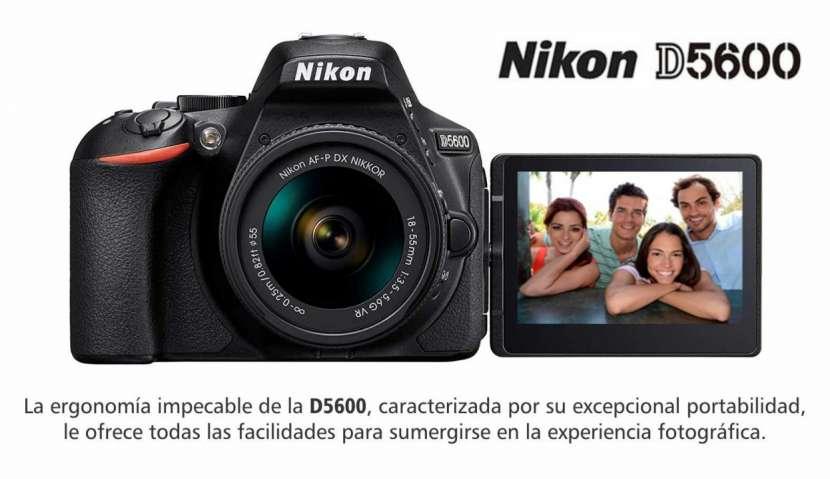 Cámara Nikon D5600 Kit 18-55mm - 0