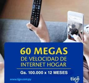 Internet ilimitado Tigo