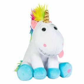 Puffy el peluche Unicornio divertido es lindo
