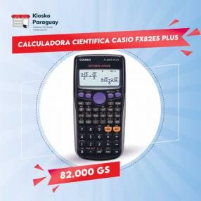 Calculadora científica Casio FX-82ES