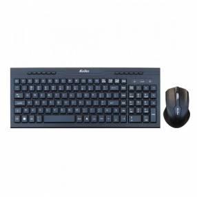 Teclado + mouse Kolke negro KEK-1415