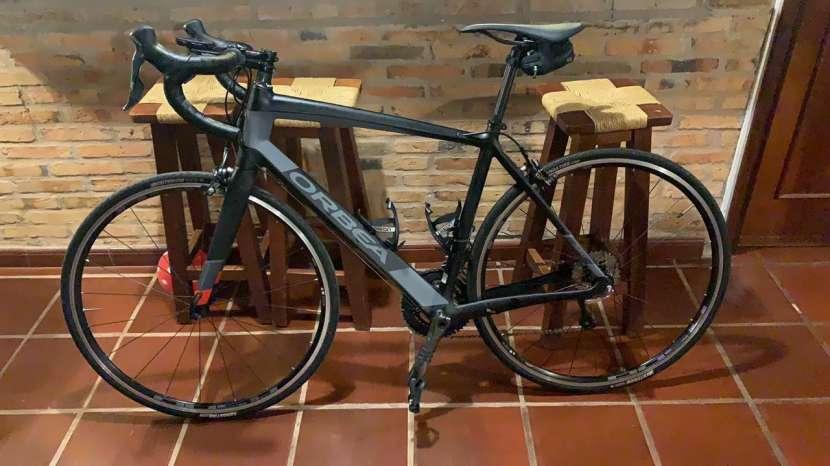 Bicicleta Rutera de carbono - 5