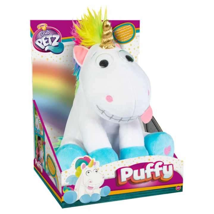 Puffy el peluche Unicornio divertido es lindo - 3