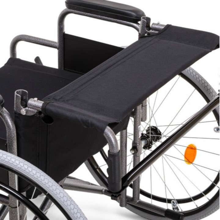 Silla de ruedas reforzada aguanta hasta 150 Kg - 2
