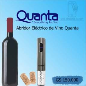 Abridor de vino eléctrico