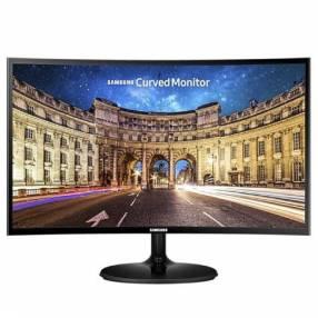 Monitor led fhd curvo gamer freesync Samsung 27 pulgadas LC27F390FHLXZP