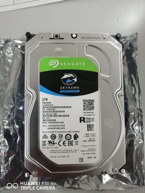 Disco duro 2 TB para CCTV Survillance - 0