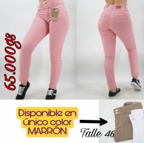 Pantalón elastizado
