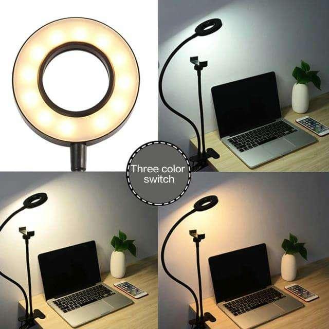 Lámpara de mesa Led USB - 0