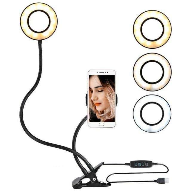 Lámpara de mesa Led USB - 1