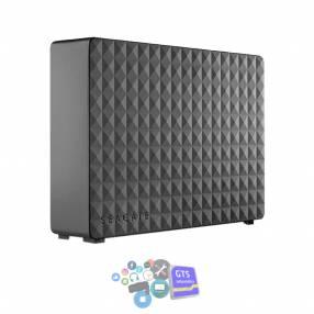 Disco duro externo seagate 10tb steb10000400 usb 3.0 negro