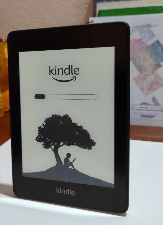 E-reader Kindel Paperwhite black 10° generación - 1