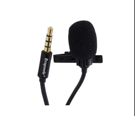 Microfono solapero ecopower ep-m100 - 1