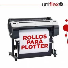 Rollos para plotter
