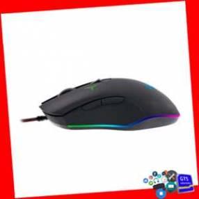 Mouse Gamer Blue venom de 6 botones XTM-710