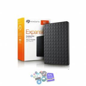 Disco duro externo 1 tb seagate 3.0 usb negro