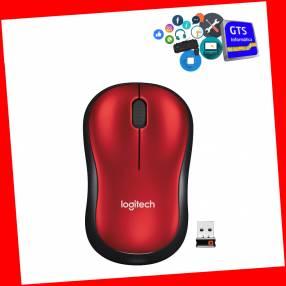 Mouse logitech inalambrico m185